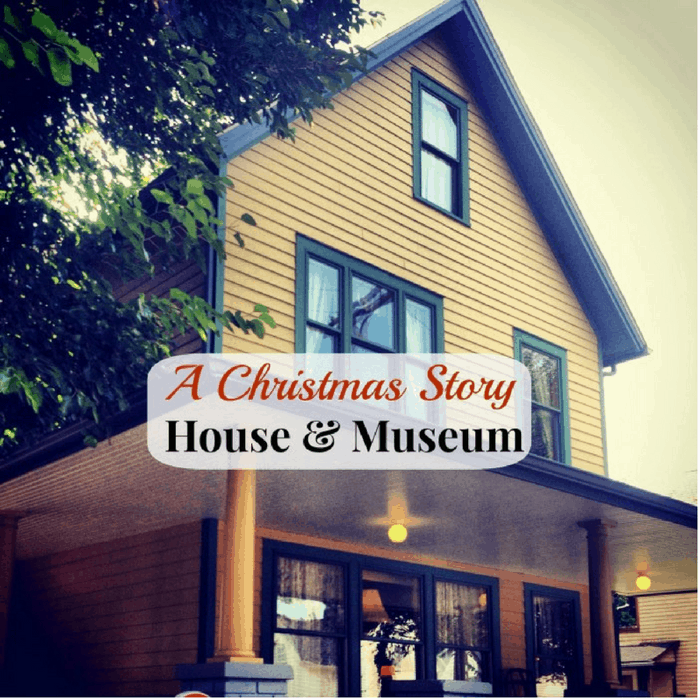 one of the places that i was so excited about visiting during my media trip with positively cleveland was the house from the movie a christmas story
