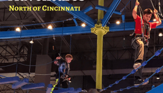 5 FUN Indoor Adventures North of Cincinnati