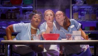 WAITRESS The Musical in Cincinnati January 9-21