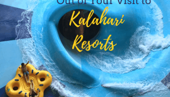 How to Make the Most Out of Your Visit to Kalahari Resorts