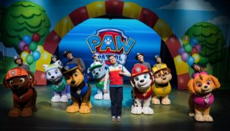 PAW Patrol Live! Coming to Cincinnati – Ticket Giveaway and Discount Code
