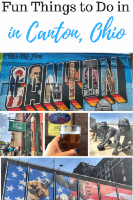 Fun things to do in Canton Ohio