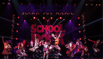 Why School of Rock – The Musical….. Rocks!