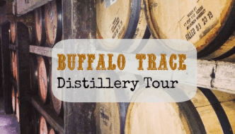 Buffalo Trace Distillery Tour in Frankfort