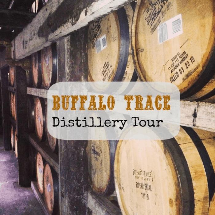Buffalo Trace Distillery Tour in Frankfort
