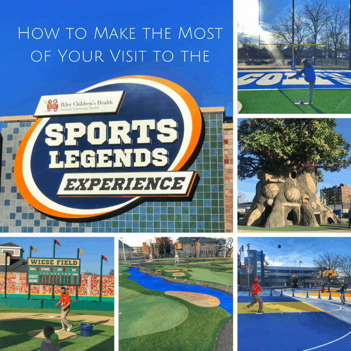 How to Make the Most of Your Visit to the Sports Legends Experience
