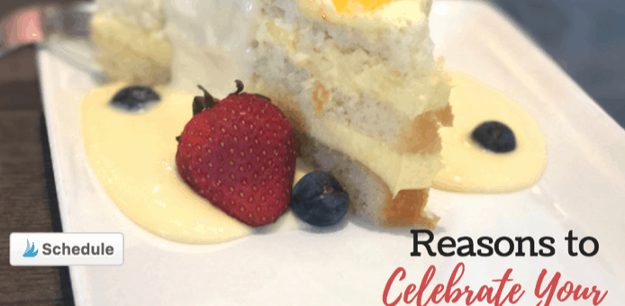 Reasons to Celebrate Your Birthday at Liberty Center