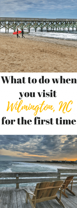 What to Do When You Visit Wilmington, North Carolina for the First Time