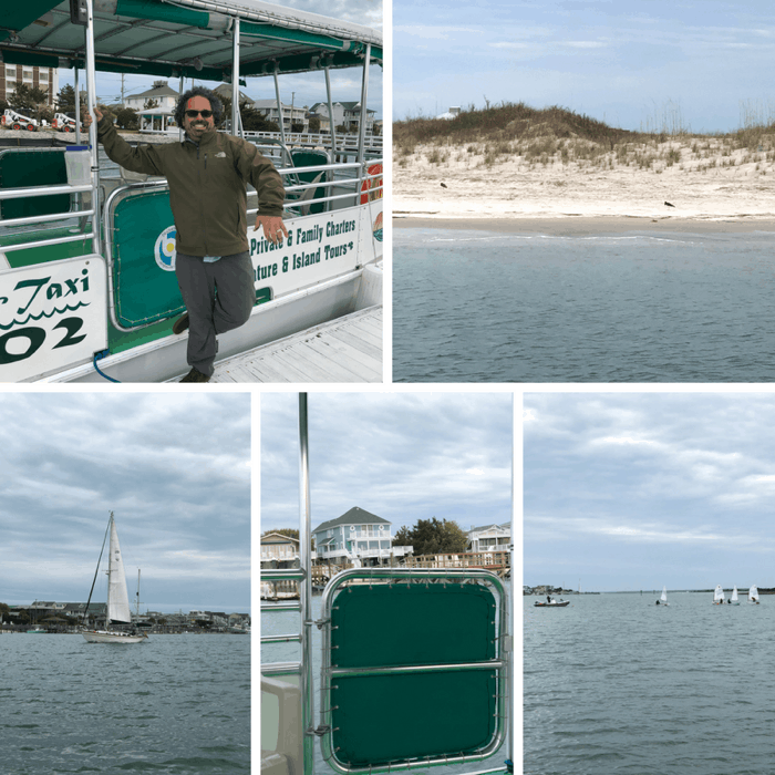 Wrightsville Beach Scenic Tours in Wilmington, North Carolina