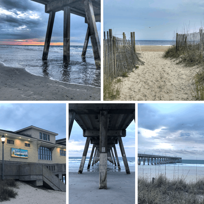 Johnnie Mercer's Pier in Wilmington, North Carolina