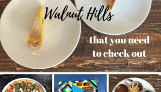 A Food Tour in Walnut Hills that You Need to Check Out