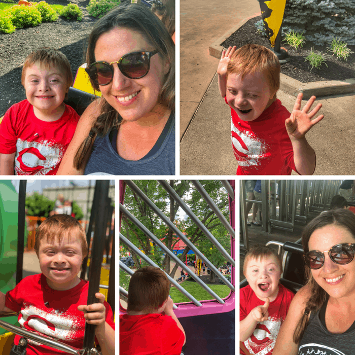 How to enjoy Kings Island with a guest with disabilities