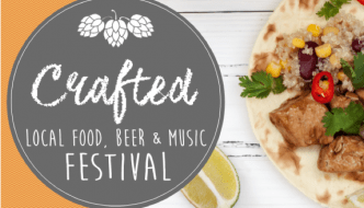 Crafted – Local Food, Beer and Music Festival- Ticket Giveaway