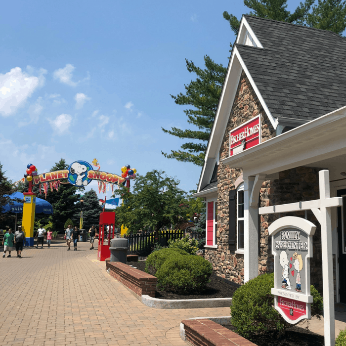 Family Care Center at Kings Island Amusement Park