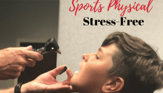 How to Make Your Child's Sports Physical Stress-Free