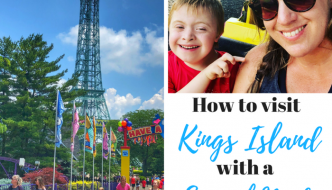 How to Visit Kings Island with a Special Needs Guest