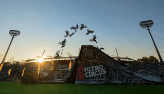 Nitro Circus is Coming to Cincinnati! ~Giveaway