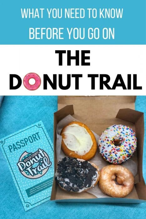 What You Need to Know Before You Go on the Donut Trail