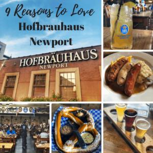 9 Reasons to Love Hofbrauhaus Newport