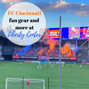 FC Cincinnati Fan Gear and More at Liberty Center
