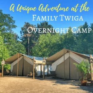 A Unique Adventure at the Family Twiga Overnight Camp