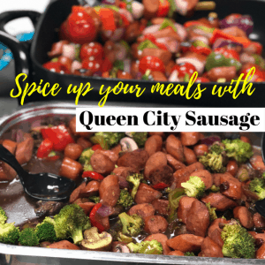 Spice Up Your Meals with Queen City Sausage