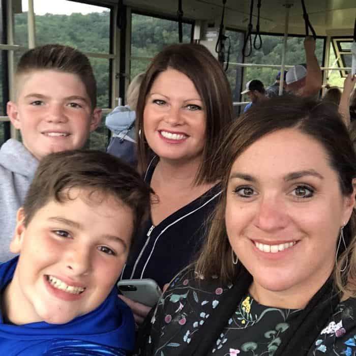 tram-family-photo-gatlinburg-adventure-mom-blog