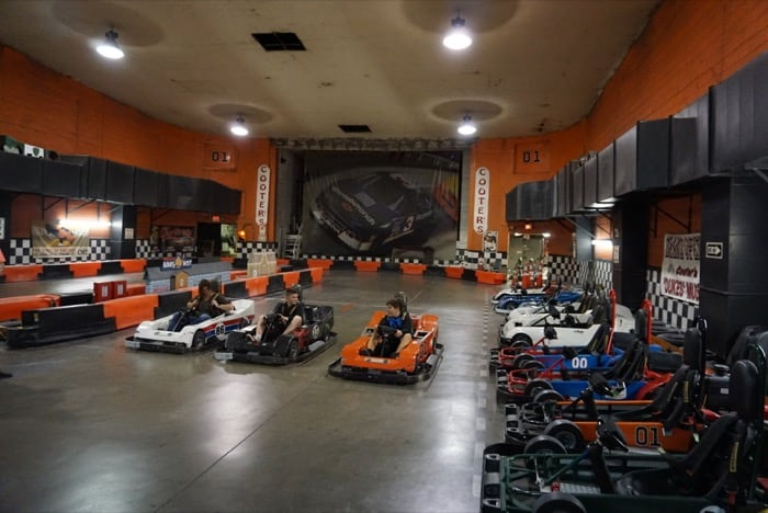 cooters-place-go-karts-gatlinburg