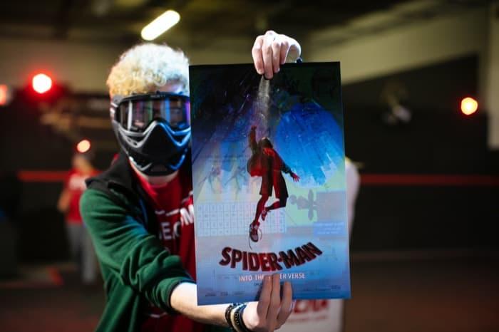 spiderman-combat-archery