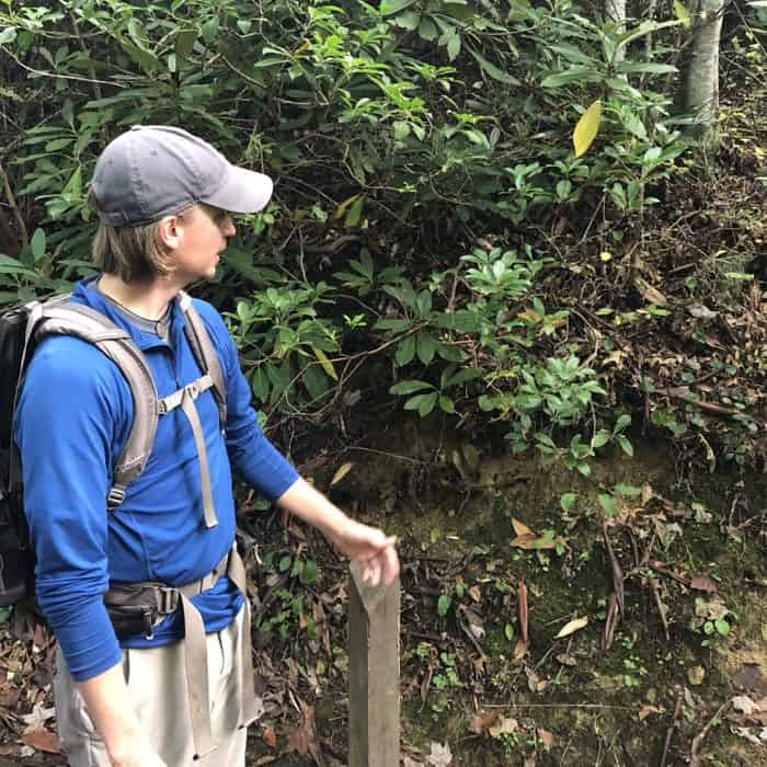 guided-hike-laurel-falls-gatlinburg