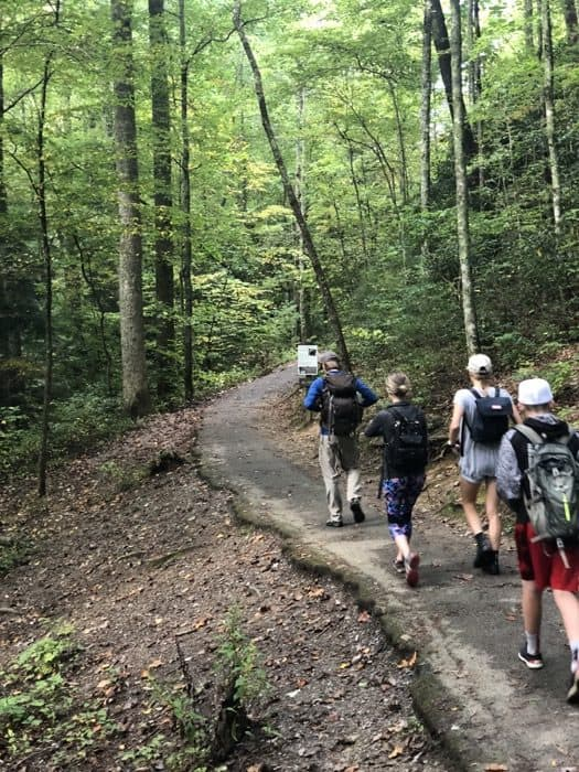 hike-laurel-falls-gatlinburg-outdoor-activities