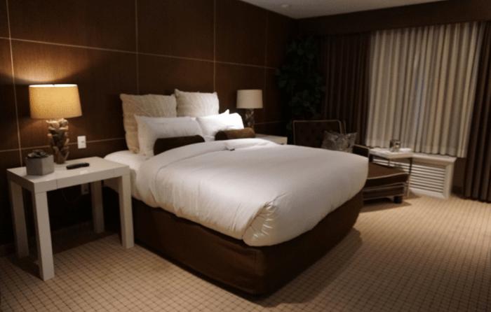 room at the Silverton Casino Hotel