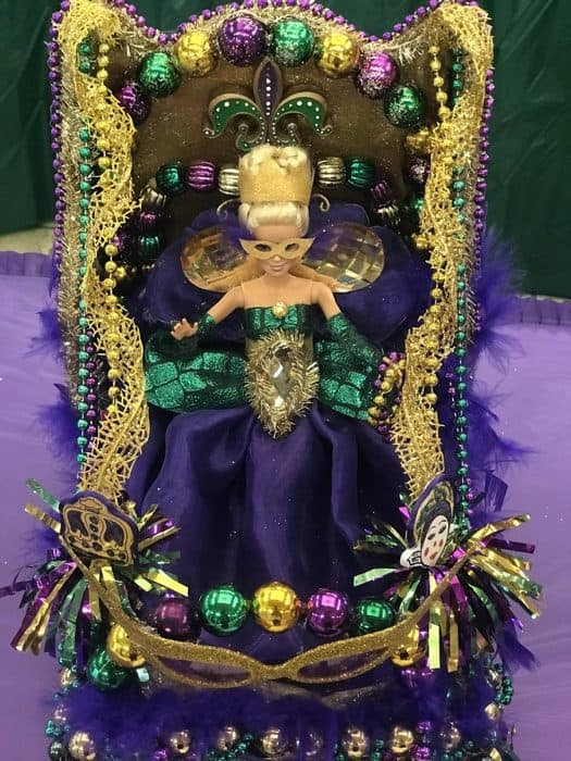 princess-shoe-box-float-lake-charles-mardi-gras