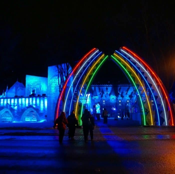 Winter Carnival Quebec City