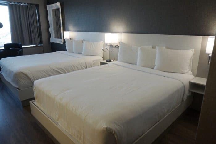 bed Hotel Le Concorde