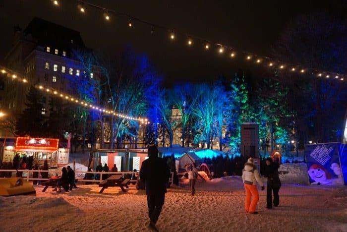 winter carnival activities