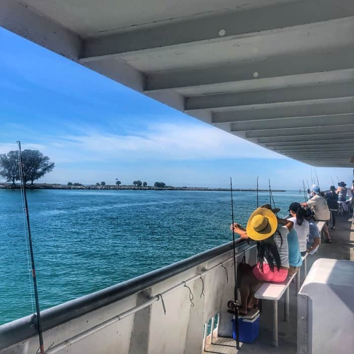 Deep Sea Fishing on the Super Queen