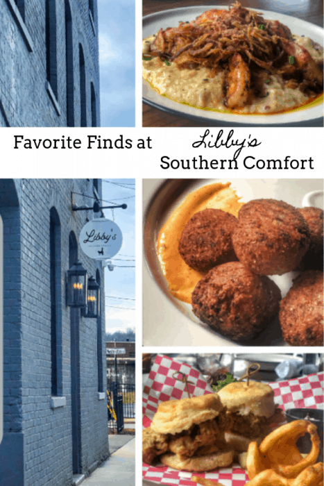 Libby's Southern Comfort in Covington