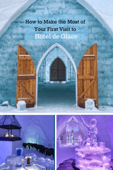 How to Make the Most of Your First Visit to Hotel de Glace