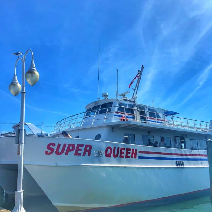 Super Queen fishing boat in Clearwater Florida