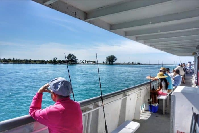 off shore fishing in Florida