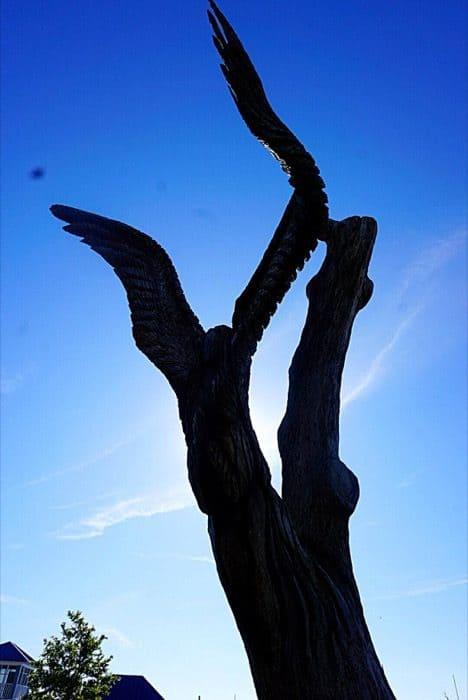 Angel Trees in Bay St. Louis, MS