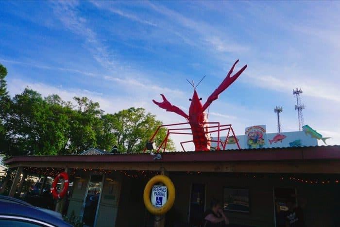 Cajun Critters Seafood in Houma LA