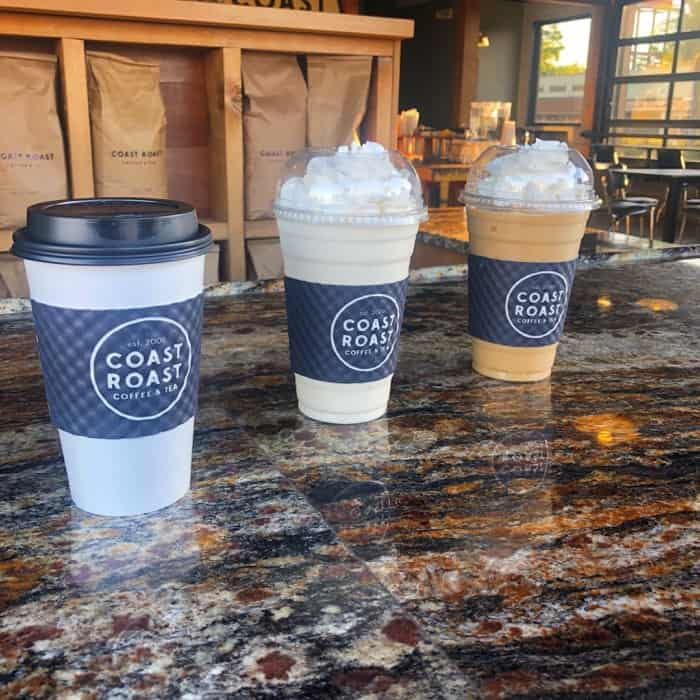 Coffee & Milkshakes at Coast Roast Coffee & Tea in Gulfport, MS
