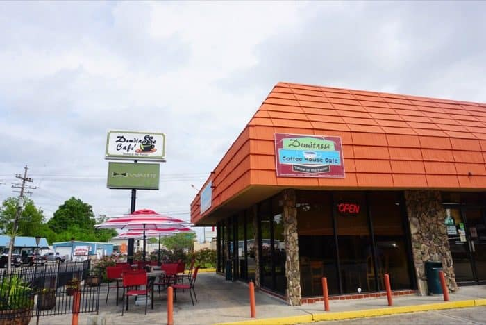 Demitasse Cafe in Houma LA