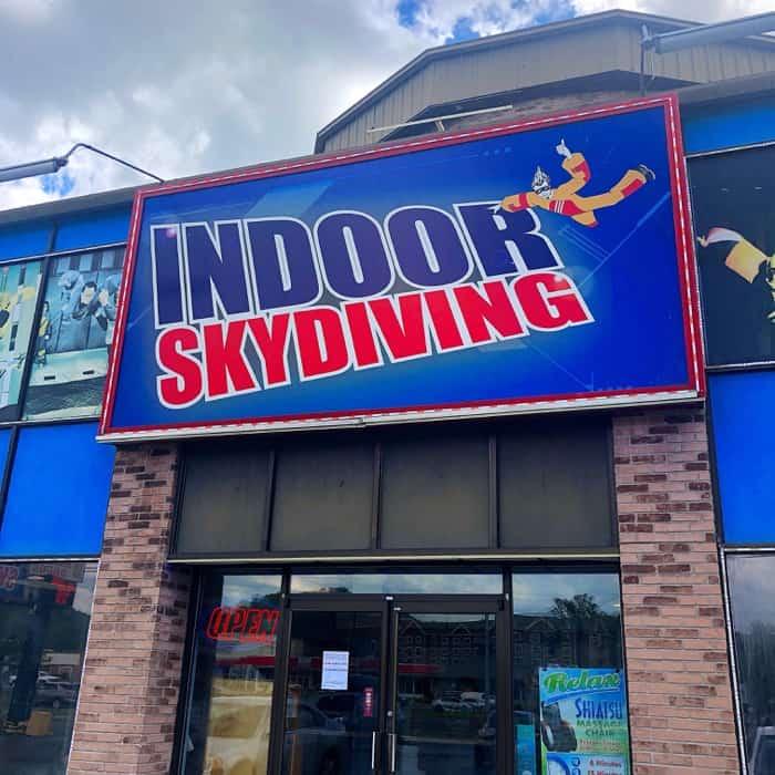 Flyaway Indoor Skydiving Pigeon Forge TN