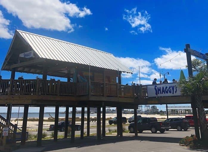 Shaggy's Gulfport Beach in Gulfport, MS