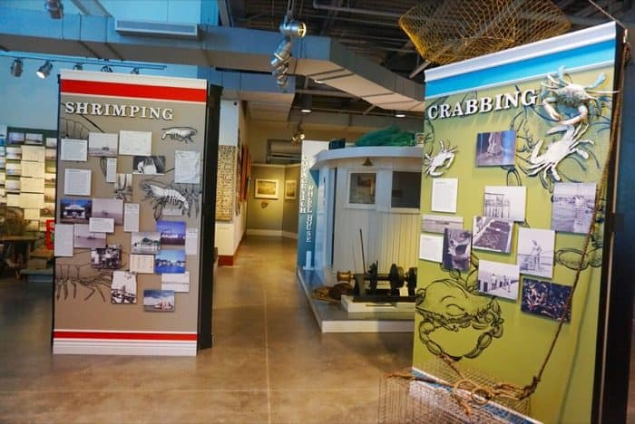 Maritime & Seafood Industry Museum in Biloxi, MS
