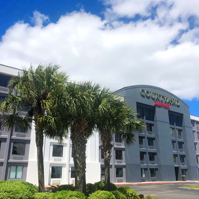 Courtyard by Marriott – Gulfport Beachfront in Gulfport, MS