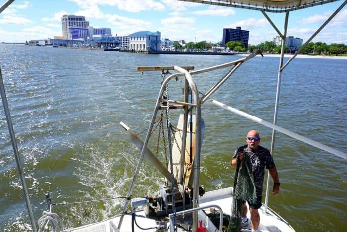 Biloxi Shrimping Trip in Biloxi, Mississippi